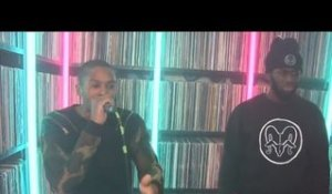 Scorcher & Terminator freestyle - Westwood Crib Session