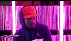 Fashawn on The Ecology, Nas, California - Westwood Crib Session