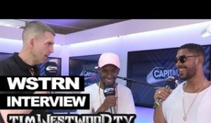 WSTRN on In2 & Best Friend backstage at Wireless - Westwood