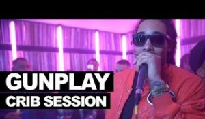 Gunplay freestyle - Westwood Crib Session