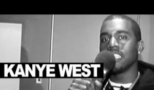 Kanye West freestyle 2004 - never seen before!