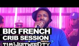 Big French freestyle - Westwood Crib Session