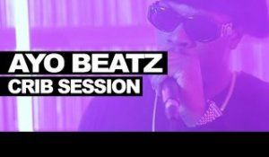 Ayo Beatz & Sos music freestyle - Westwood Crib Session