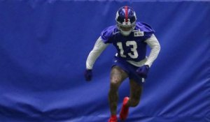 Reggie Bush: Odell Beckham Jr. is handling the offseason the right way