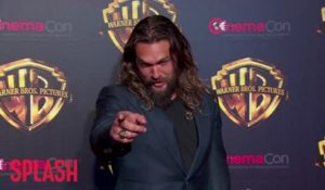 Jason Momoa quits The Crow