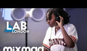 JAMZ SUPERNOVA tribal bass set in The Lab LDN