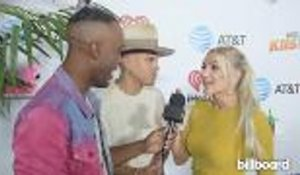 Ashlee Simpson & Evan Ross on What to Expect From Their Joint Album | Wango Tango 2018