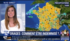 Orages: la France n'en a pas fini