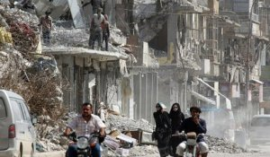 Syrie : les crimes de guerre de la coalition internationale