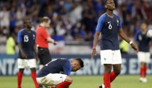 Deschamps fait le point sur le cas Pogba