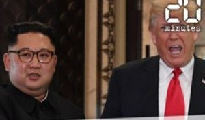Les 5 moments WTF de la rencontre Trump-Kim