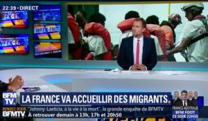 Aquarius : la France va accueillir des migrants