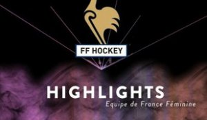 #HSO - Highlights EDF Féminine : France vs Russie