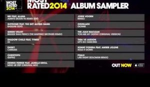 Defected presents Most Rated 2014 - Album Sampler