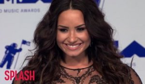 Demi Lovato says she's 'a new person' after emotional performance