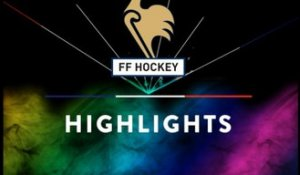 #RoadToBubha - Highlights : France vs USA