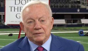Jerry Jones compares Cooper's addition to Irvin joining Cowboys