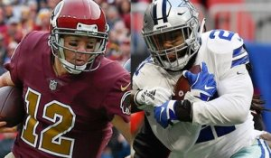 Who's the NFC East favorite: Cowboys or Redskins?