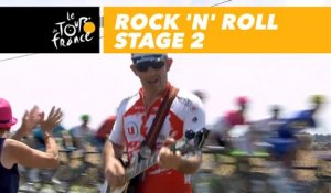 Rock 'n' roll - Étape 2 / Stage 2 - Tour de France 2018