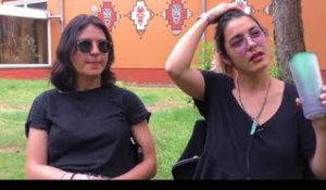Warpaint interview - Stella and Jenny Lee (part 2)