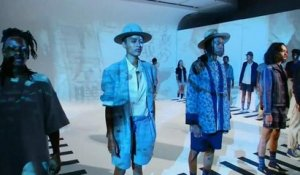 Top départ de la New York Fashion week
