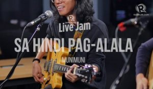 Munimuni - 'Sa Hindi Pag-alala'