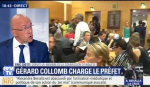 "Éric Ciotti sur l'audition de Gérard Collomb et l'affaire Benalla: ""On attend la vérité"""