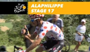 Fin de journée pour Alaphilippe / End of the day for Alaphilippe  - Étape 17 / Stage 17 - Tour de France 2018