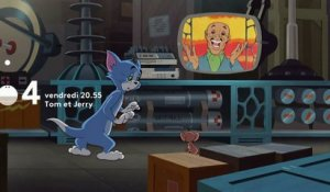 Tom et Jerry - bande annonce