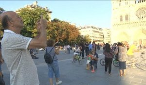 Paris : Incidents à répétition qu'en pensent les touristes - 03/08/2018