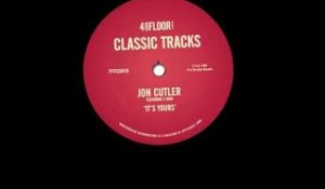 Jon Cutler featuring E Man 'It's Yours' (Ian Pooley Main Mix)