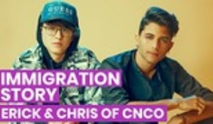 Erick & Chris from CNCO Open Up About Their Personal Immigration Stories | Billboard Latin