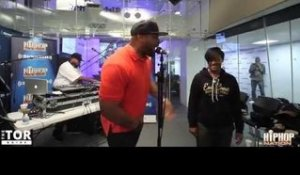 Rapsody Visits Torae on the #TorGuideSXM