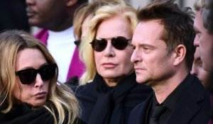 David Hallyday : son premier anniversaire sans Johnny