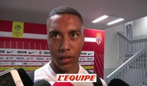 Youri Tielemans «On doit progresser» - Foot - L1 - ASM