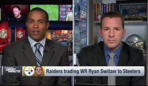 Rapoport explains why Raiders traded Switzer