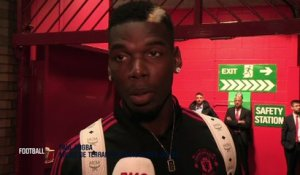 "Pogba : ""On reste Manchester United, on ne lâchera rien"""