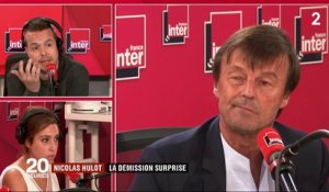 Nicolas Hulot : les raisons de sa démission surprise