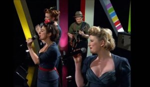 The Puppini Sisters * Des mots de minuit