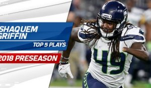 Top 5 Shaquem Griffin plays | 2018 Preseason