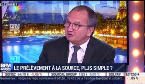 International&Business: le prélèvement à la source, plus simple ? - 04/09