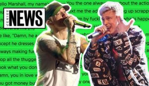 "Machine Gun Kelly's ""Rap Devil"" (Eminem Diss) Explained"