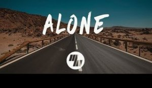 Feki - Alone (Lyrics) feat. Polarheart