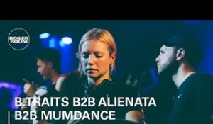 B Traits b2b Alienata b2b Mumdance | Boiler Room x SCOPES