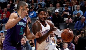 GAME RECAP: Thunder 109, Hornets 104
