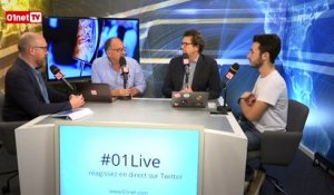 Apple : on débriefe la Keynote ! - 01LIVE HEBDO #197