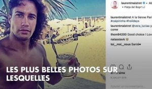 PHOTOS. Laurent Maistret : ses photos torse nu les plus sexy