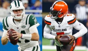 Soul & Science: Comparing Sam Darnold and Tyrod Taylor