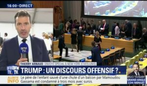 Ce qu'il faut attendre de l'intervention de Donald Trump devant les Nations unies