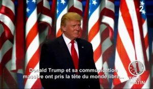 TV ailleurs - « Travels in Trumpland with Ed balls »